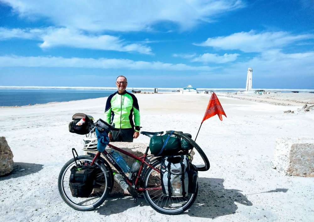 Ivan's Bike journeys